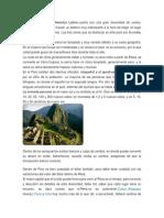 El Peru Profundo