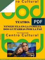 Víctor Vargas Irausquín - Teatro