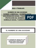Derecho Societario Sesion 4