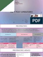 PRE Y POST QX