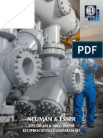 NEA U M Recip Compressors Pocket Brochure PR