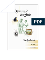 New Dynamic English Study Guide