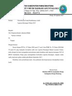 Surat Untuk Audit