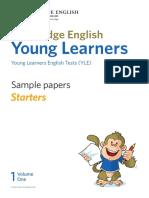 Cambridge English YLE Staters Sample Paper Volume 1.pdf