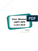 dok User Manual Espt Ppn 1107 Put Ver 3 0