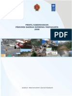 Dokumen.tips Profil Kebencanaan Daerah Istimewa Yogyakarta 2008 (1)