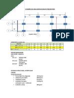 Analisis y Diseño de Una Edificacion en Tercer Piso