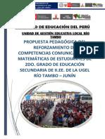 Propuesta Pedagogica Reforzamiento-CORREGIDA POR ADMINISTRACIÓN