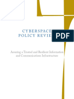 Cyberspace Policy Review Final