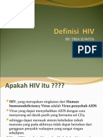 Definisi HIV