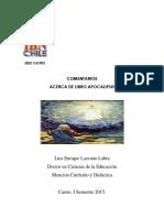 Módulo Revelación - Luis Lazcano Labra