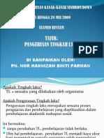 Pengurusan TL