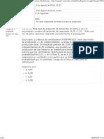Unidades 1 y 2- Paso 4 - Evaluación Técnicas de Conteo y Distribuciones de Probabilidad