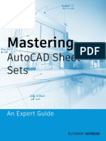 Mastering AutoCAD Sheet Sets Final En