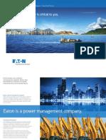 Energy Efficient Solutions - EMEA Electrical Sector - Brochure