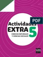 Act Extra 5 Grado-SM-CsNat