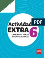 Act Extra 6 Grado-SM-CsNat