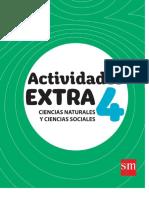 Act Extra 4 Grado-SM-CsNat