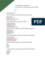 Tarefas de |Ensino de Português Instrumental