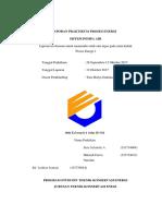 Laporan Praktikum Proses Energi Pompa