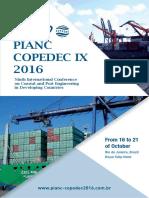 Pianc Copedec 2016 Bookofabstracts