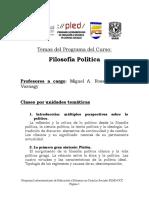 15 Filosofia Politica