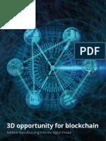 DUP 3D-Opportunity Blockchain
