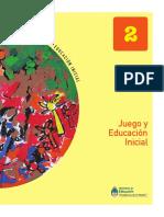 2-Juego y EducacionInicial.pdf