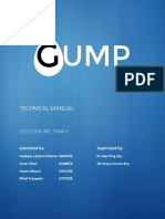 Gump - Technical Manual