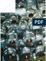 Pre-loading Surveys Steel