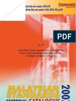 Malaysian Standards