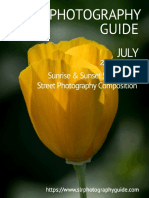 SLR Photography Guide - July 2018