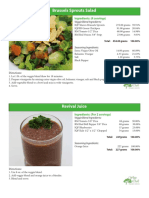 recipes pdf version