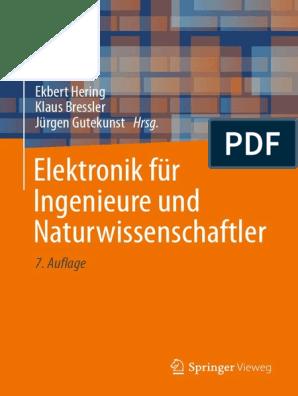 2017 Book Elektronikfuringenieureundnatu Pdf