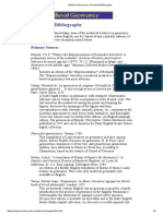 Medieval Geomancy_ Annotated Bibliography