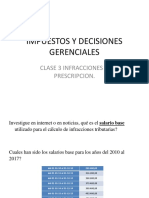 Clase Deberes e Infracciones COSTA RICA