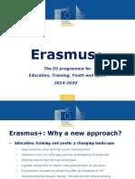 Erasmus Plus in Detail En