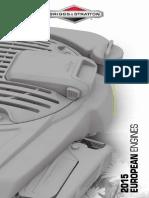 Katalog Motorů 2015 Briggs
