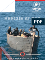 UNHCR - Rescue at Sea Leaflet