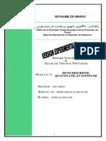 M04 Devis Descriptif Quantitatif Estimatif-BTP-MA