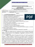 Sistema de Segurança Pública e Gestão Integrada e Comunitária - Janildo Da Silva Arante