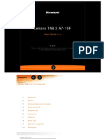 Lenovo A328 - Lenovo A328 User Guide