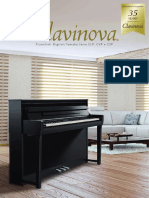 Clavinova Catalogue 2018 IT Web 31.05.2018 HP