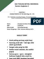 Presentasi Karakteristik Usia ( Page 43 - 57 )