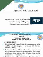 PresentASI Departemen Organisasi PAFI(1)