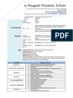 8 Contoh Surat Lamaran Kerja Bumn Terbaik Dan Terbaru File Word Docx
