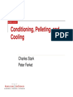 Conditioning Pelleting Cooling 2011
