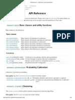 API Reference — Scikit-learn 0.19.2 Documentation