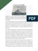 Cruceros de Batalla