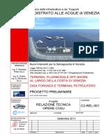 C2-REL-001 Relazione Opere Civili